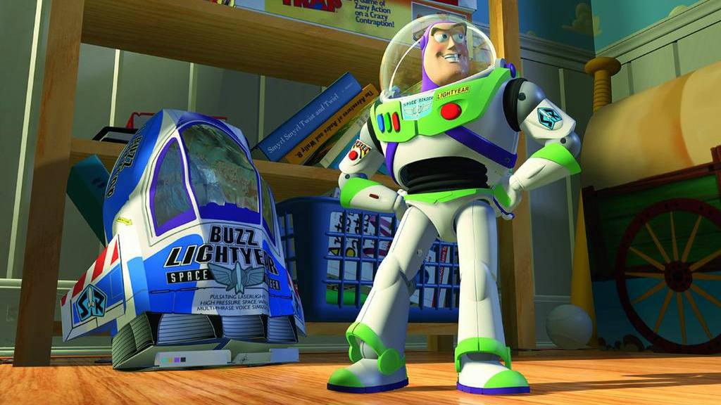 Toy Story, Pixar, 15 mejores películas