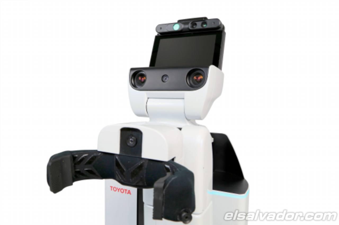 Crean robot que cuidará personas