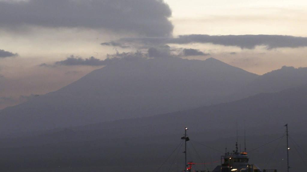 Volcanes de Indonesia