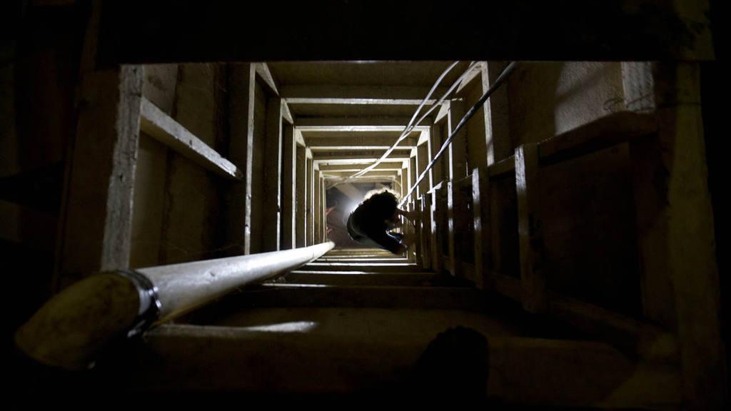 Ingenio y audacia en túnel de escape del Chapo Guzmán