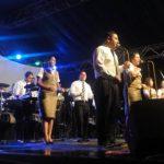 Diferentes grupos musicales de Santa Ana y otros municipios participarán en el festival de música católica a realizarse el 16 de julio. Foto EDH / Iris Lima