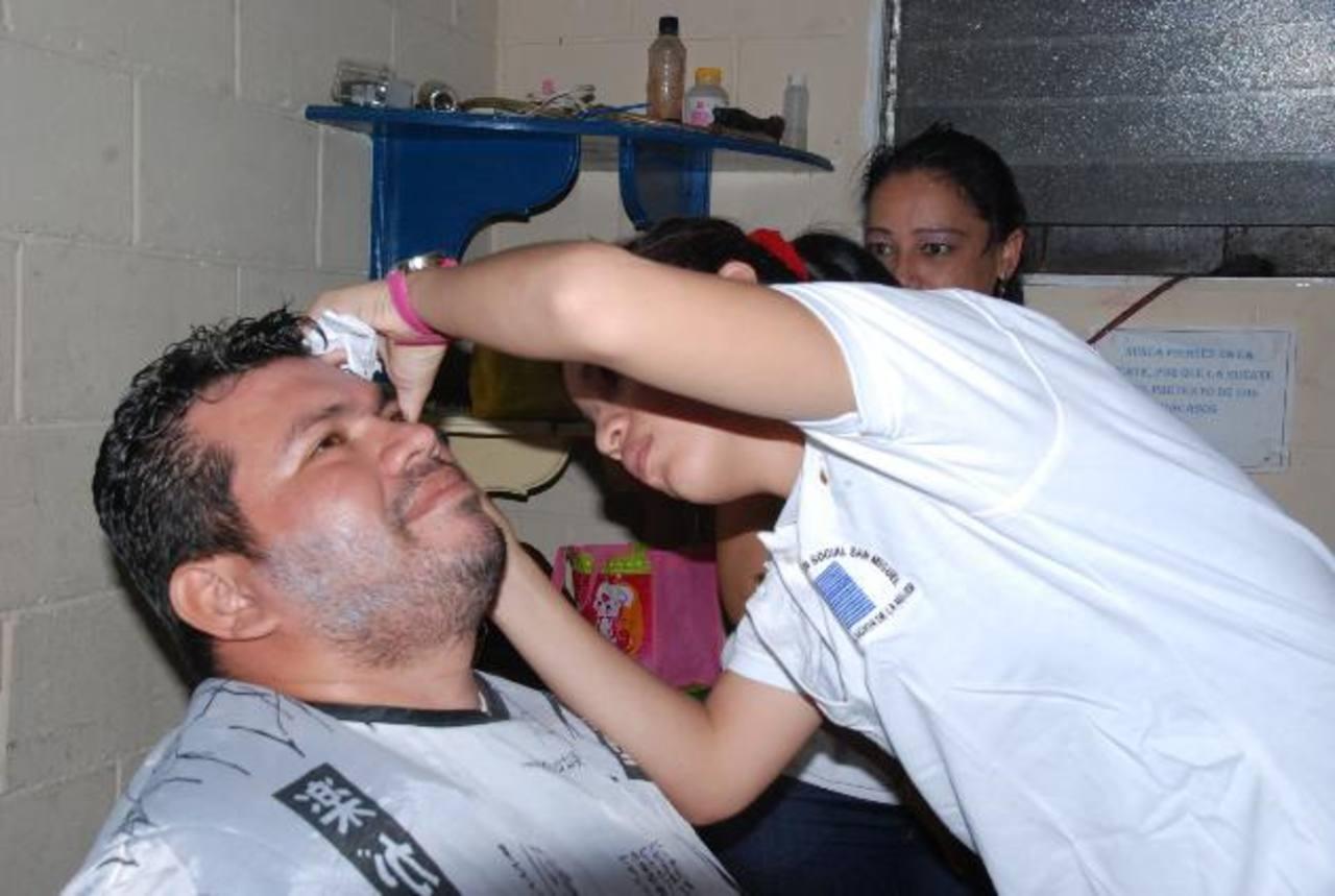 La jornada se realizó en coordinación con el Centro de Formación Municipal. Foto EDH / Insy Mendoza
