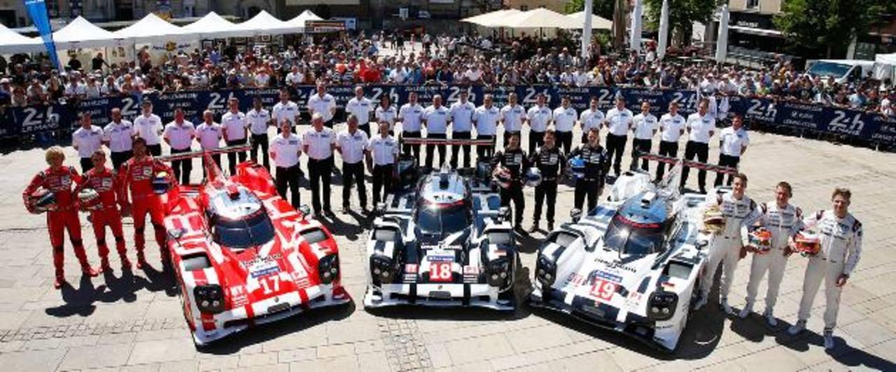 La carrera Le Mans que se desarrolla en Francia reúne a los mejores competidores de este emocionante deporte. Foto EDH /Agencia