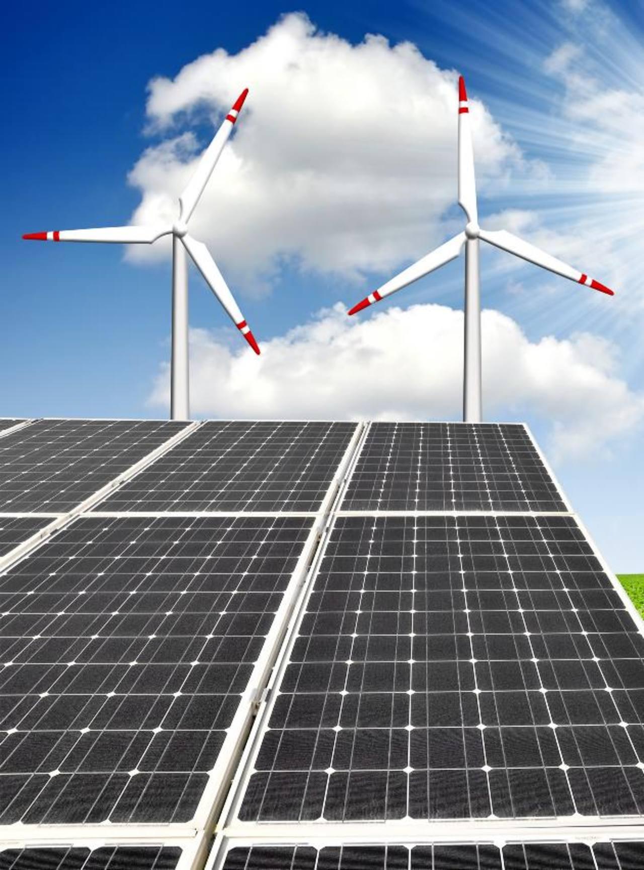 Usar este tipo de energía permite bajas tarifas.