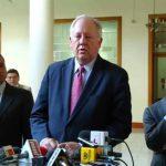Consejero de EE.UU. llega a El Salvador en gira regional