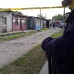 Escena de intercambio de disparos en Quezaltepeque. /