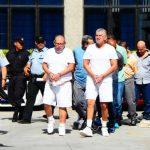 Juicio contra implicados en cártel de Texis. Foto EDH / R. QUINTANILLA