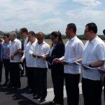 Invierten $27 millones en nueva pista de Aeropuerto Internacional