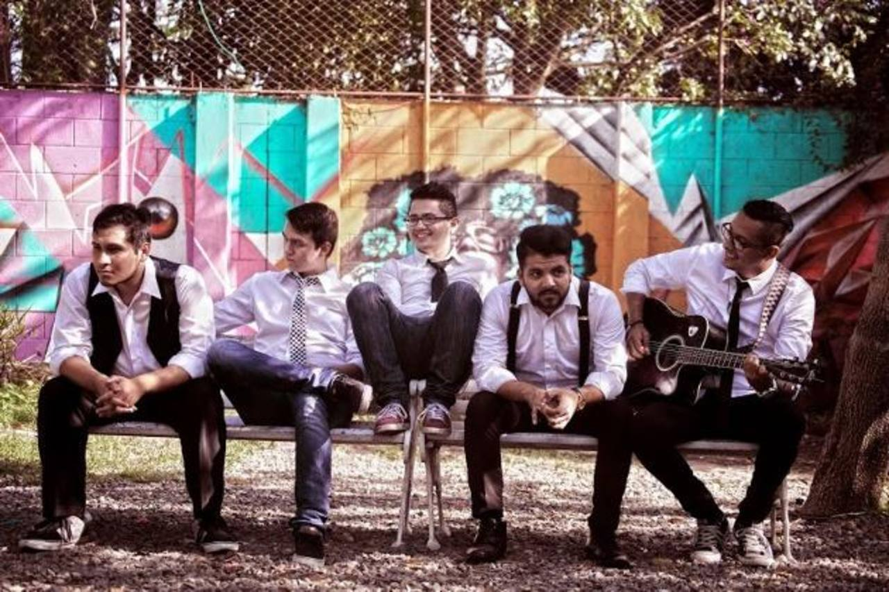 El debut de la banda fue en 2013. Han aparecido en la revista argentina de música independiente, Mute Magazine, como una de las bandas nuevas más destacas de El Salvador. Foto EDH / Cortesía