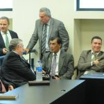 Los abogados de los involucrados en el caso CEL-Enel esperan cerrar el caso hoy en los tribunales. Foto EDH / ARCHIVO