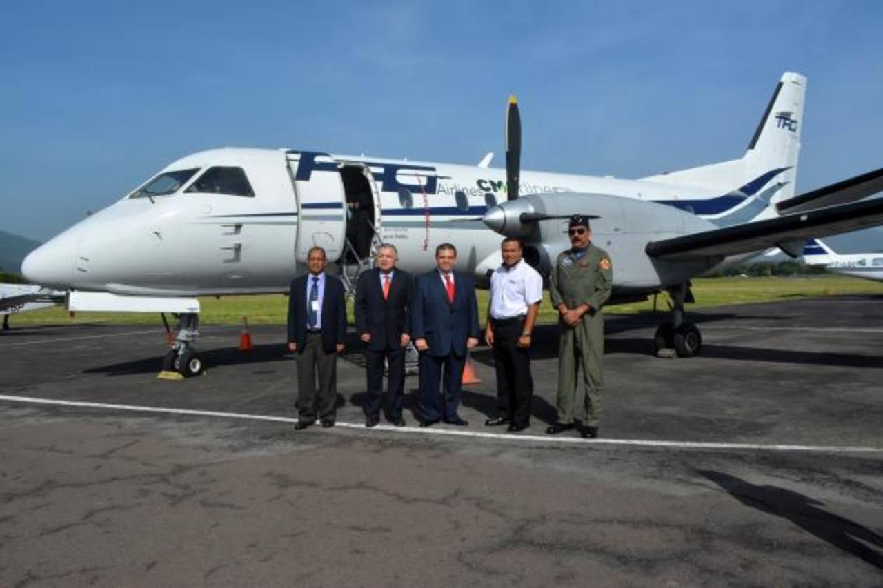 Transportes Aéreos de Guatemala volará bajo el concepto de vuelos de bajo costo. Foto EDH