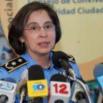 La directora de la policía nicaragüense, Aminta Granera, prometió una investigación a fondo. foto edh / internet