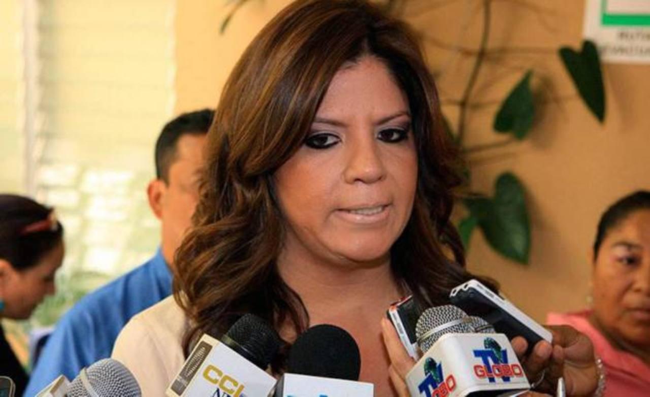 Arresto domiciliario a vicepresidenta de Congreso de Honduras