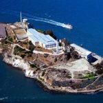 La prisión estadounidense Alcatráz.