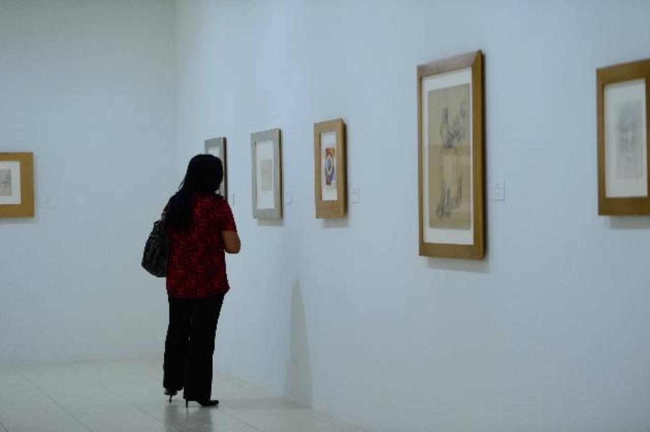 El Marte exhibe dibujos de los siglos XIX y XX