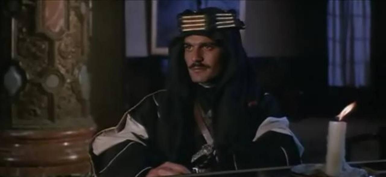 Fallece Omar Sharif, actor de Lawrence de Arabia y Doctor Zhivago