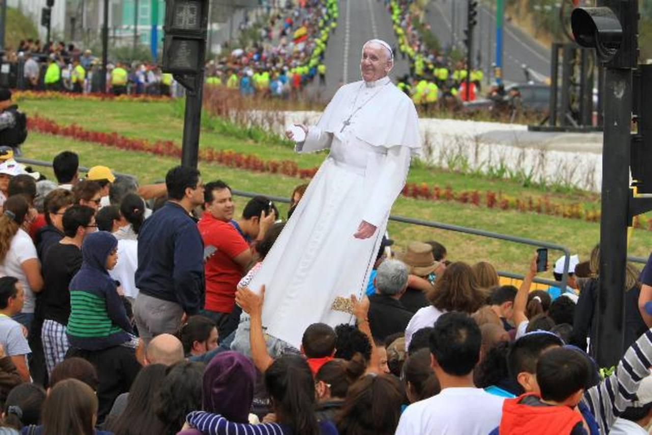 Papa Francisco: Marginados son la deuda de América Latina