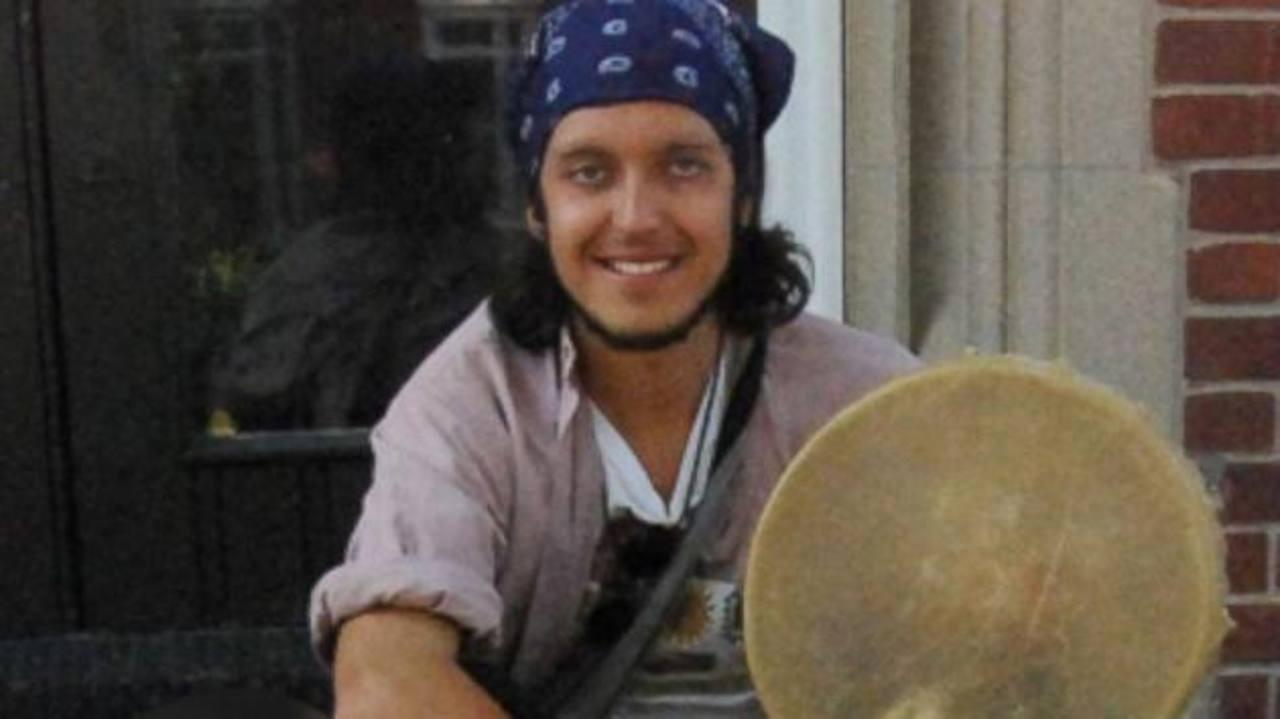 Alexander Ciccolo, de 23 años, quien fue detenido el pasado 4 de julio. foto edh / www.bostonglobe.com