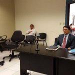 Ayer fue la audiencia especial contra el proceso de destitución del cirujano, Melvin Guardado.