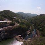 La presa hidroeléctrica El Chaparral podría generar al país unos 70 megavatios de energía. Foto EDH / archivo