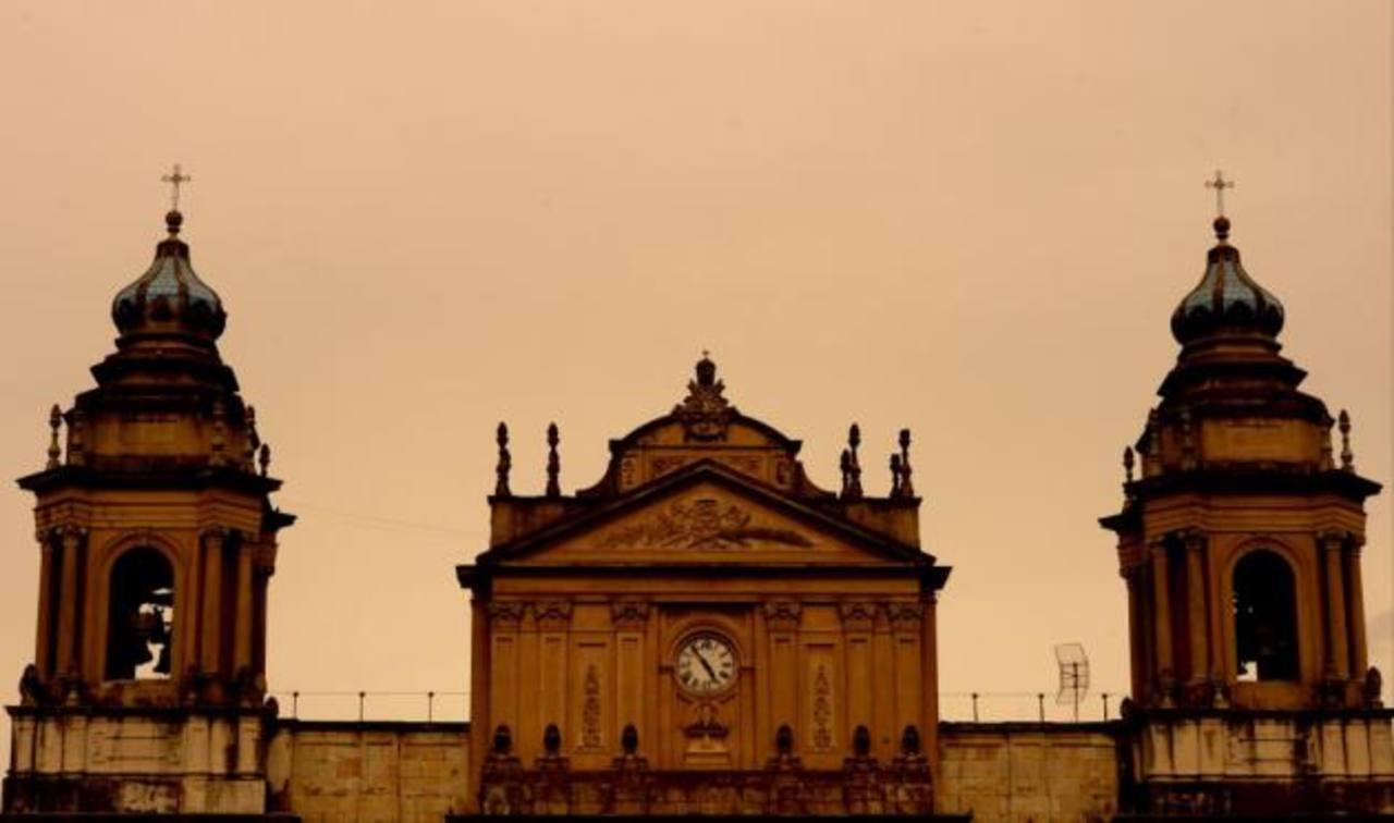 Palacio Nacional de Guatemala /