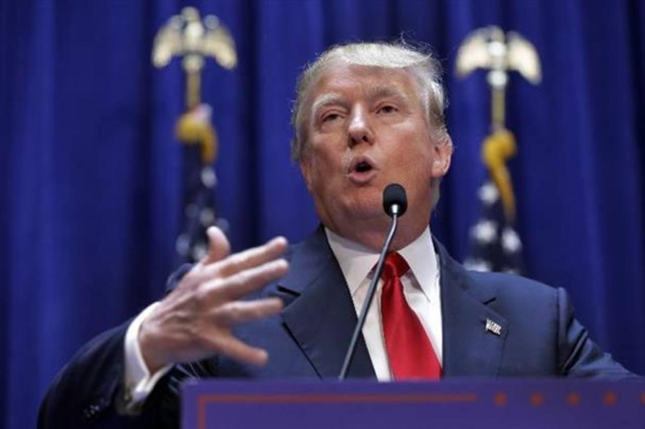 """Donald Trump se pronuncia sobre fuga de """"El Chapo"""" Guzmán"""