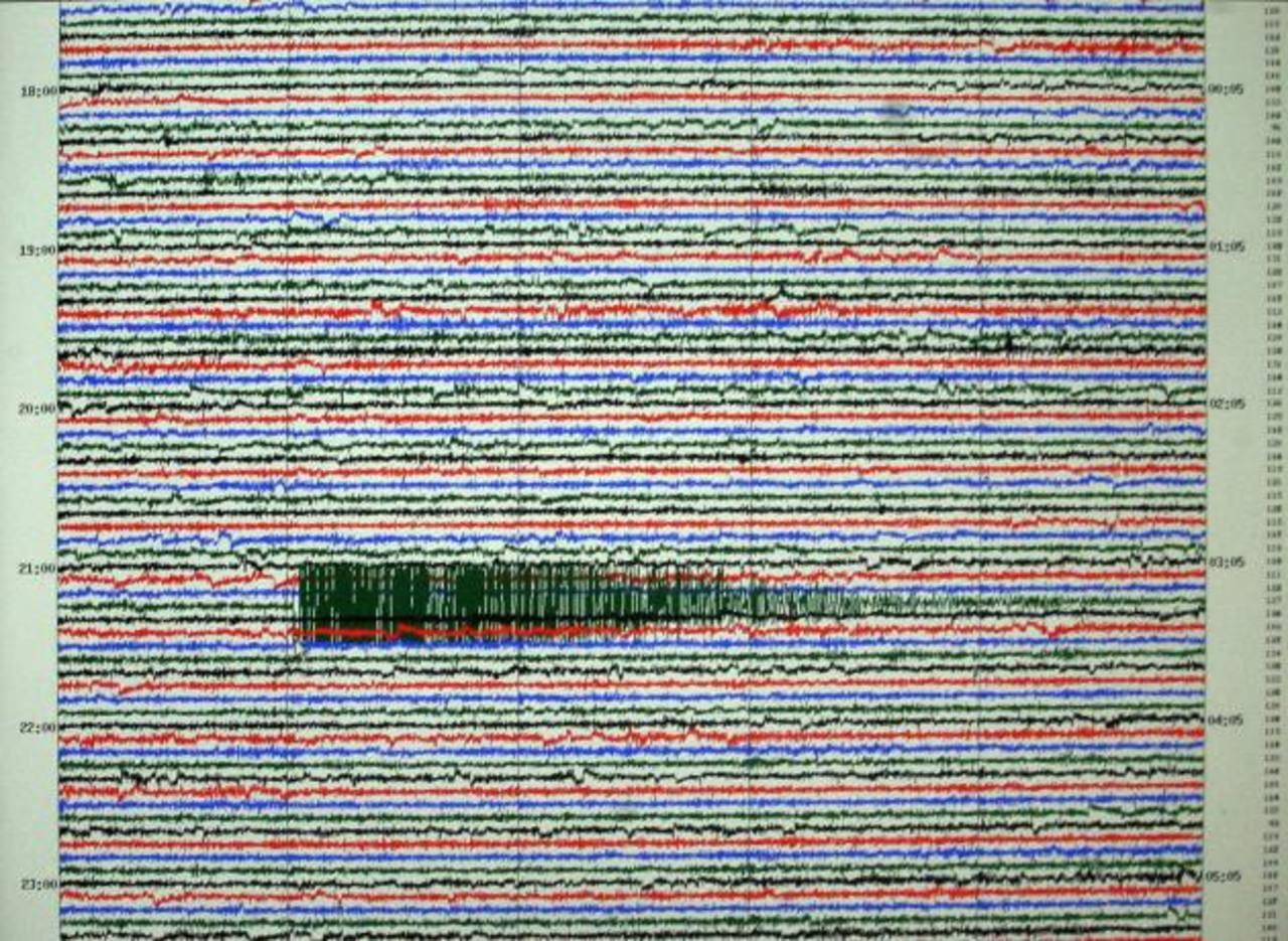 Sismo magnitud 4,8 sacude el sur del Pacifico de Costa Rica sin causar daños