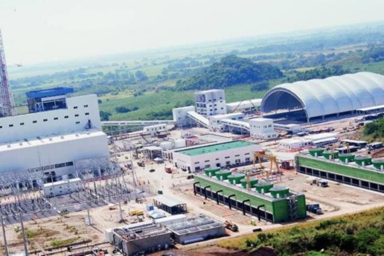 La planta está ubicada en Escuintla y la inversión asciende a $900 millones. Foto: PRENSA LIBRE.