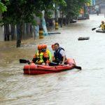 Tifón golpea a China con fuertes lluvias; 1.1 millones huyen