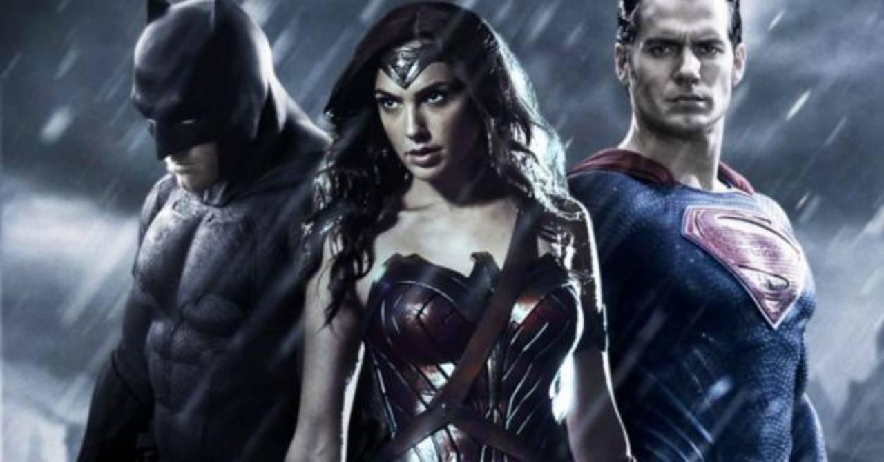 Estrenan segundo tráiler de Batman vrs. Superman