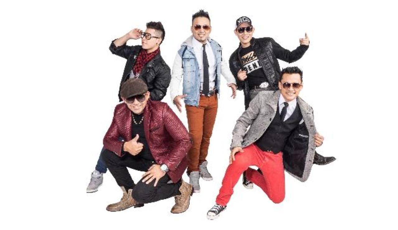 """El grupo salvadoreño Melao trae todo su buen ritmo, así como nuevos pasos del baile con """"El armadillo"""". Foto EDH / Cortesía"""