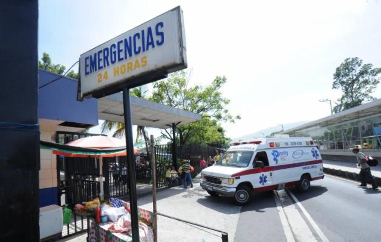 A dos pacientes del ISSS se les suministró medicamento al que le habían cambiado la viñeta, uno murió . Foto EDH / L.M.