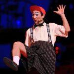 Martín Pons es el invitado especial del festival, este actor ha sido miembro del Cirque du Solei y tiene ya mucha trayectoria.