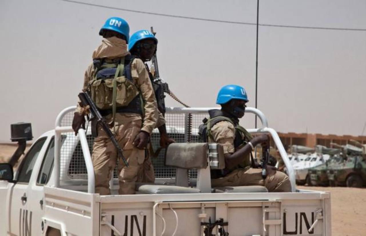 Al menos seis muertos en un ataque contra un convoy de la ONU en Malí