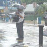 Protección Civil emitió aviso a nivel nacional por lluvias.