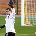 El portero merengue será homenajeado mañana en el Bernabéu. Foto EDH/ EFE