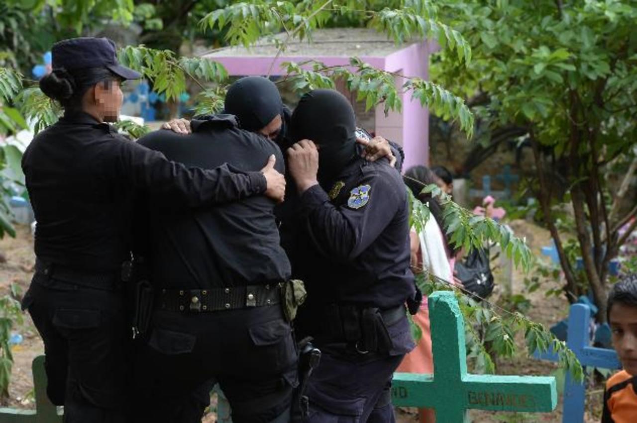 Autoridad sufre 53 bajas a manos de maras en 2015