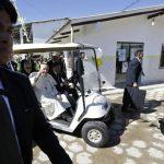 Papa dice que reclusión no debe ser exclusión en visita a cárcel en Bolivia