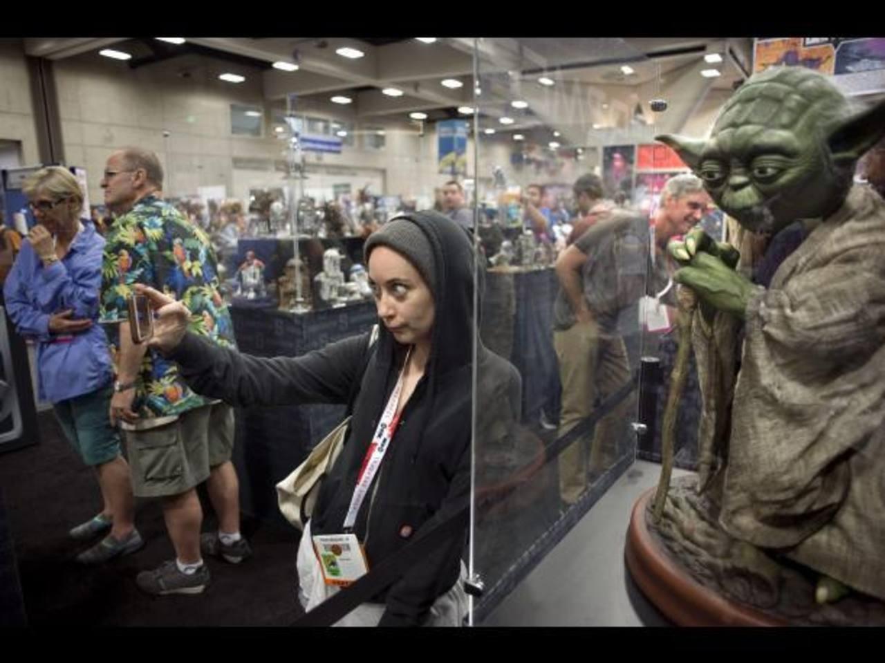 """Nueva entrega de """"Star Wars"""" protagonizará la Comic-Con"""