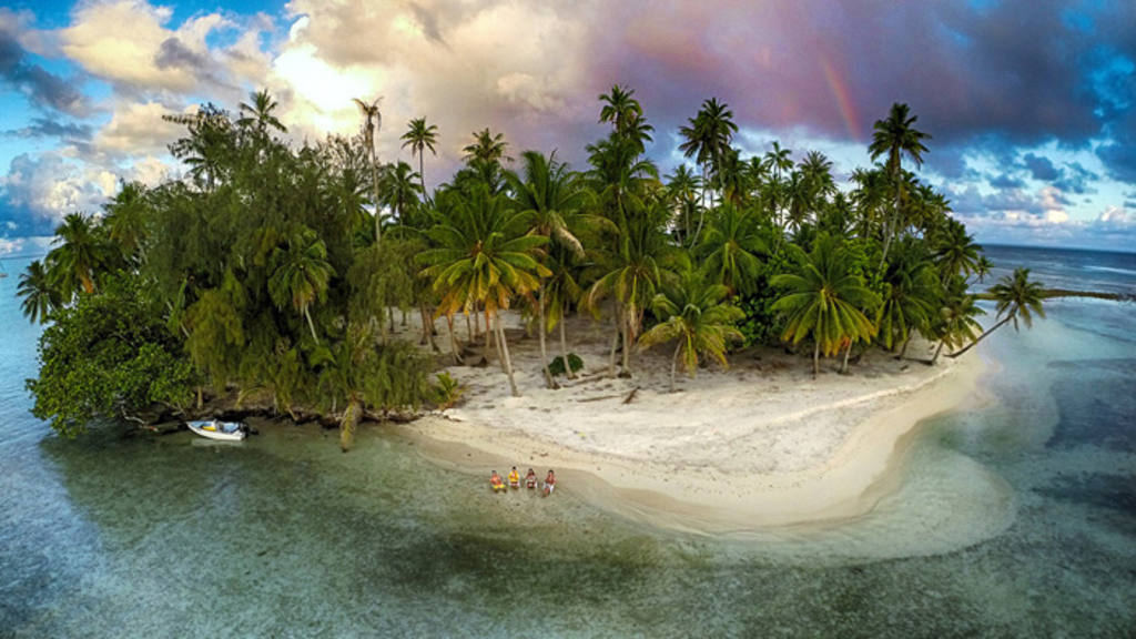 Imágenes tomadas con un drone
