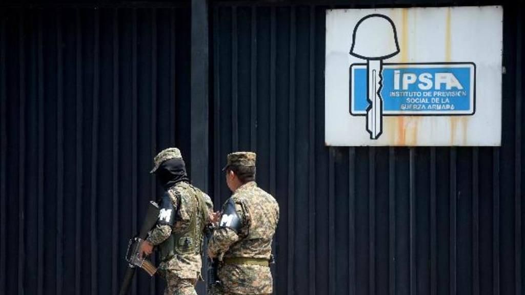 Instituto de Previsión Social de la Fuerza Armada (IPSFA).