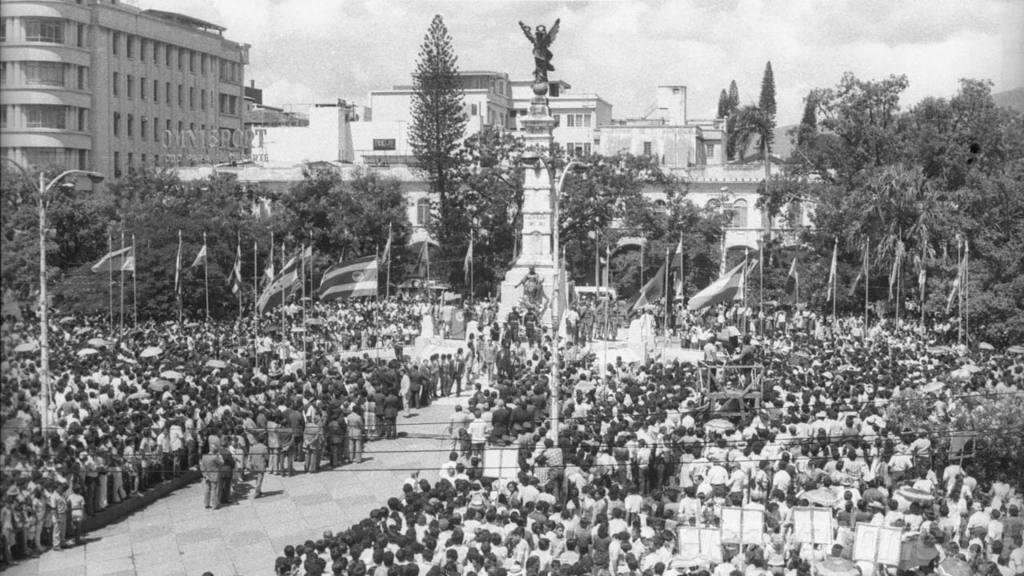 En 1932, El Salvador registró su primer cesación de pagos.