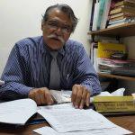 El médico oncólogo, Rodman López Arias, ha presentado diversas demandas contra el ISSS.