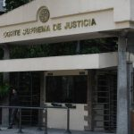Fachada Corte Suprema de Justicia