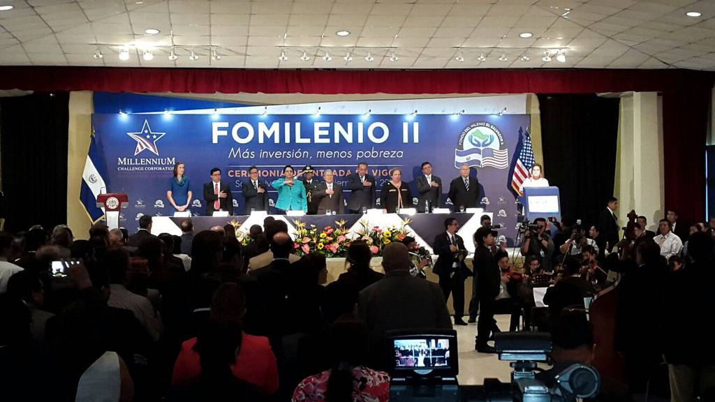 Entra en vigor oficialmente Fomilenio II