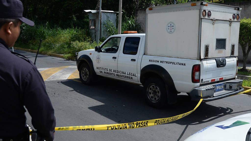 Continúan los homicidios en El Salvador