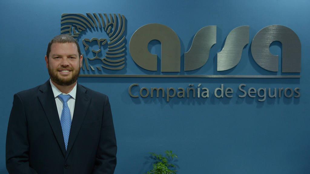Roberto Schildknecht, Gerente General ASSA Compañía de Seguros, S.A.