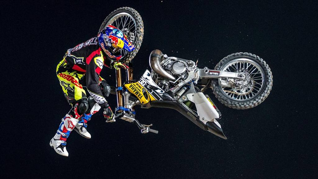 Red Bull X-Fighters Abu Dhabi
