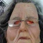 Reo trata de escapar de la cárcel disfrazado de anciana en Brasil
