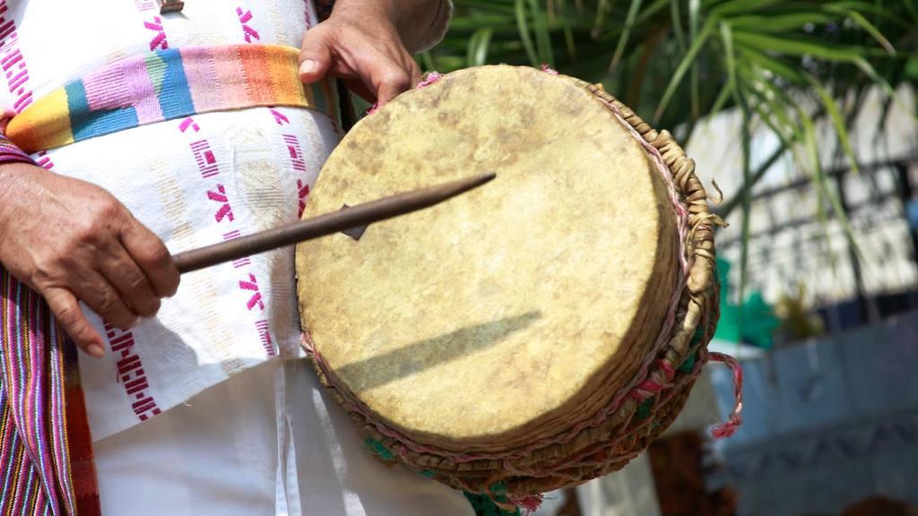 Ritual a Macario